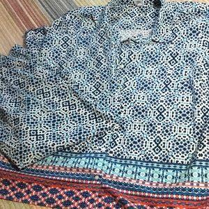 NWOT- East 5th Capri Pajama set